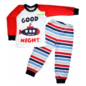 "Пижама интерлок ""Good Night"""